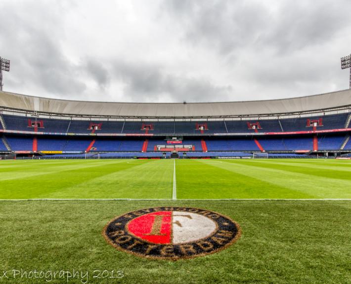 De Kuip van binnen - Feyenoord Rotterdam | Tux Photography