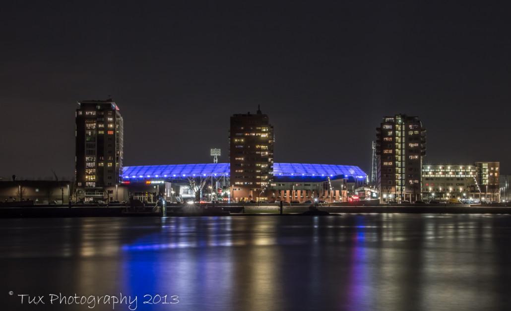 Feyenoord rotterdam stadion de kuip foto 39 s tux photography for Canvas feyenoord de kuip