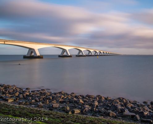 Foto's Zeelandbrug - Zeelandbrug bij zonsopkomst | Tux Photography