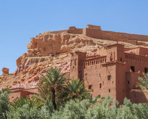 Foto's Marokko - Aït Ben Haddou