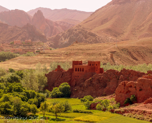 Foto's Marokko - Atlas gebergte
