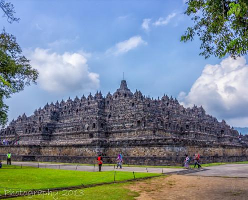 Foto's Indonesië - Java - Borobudur tempel | Reisfotografie Tux Photography