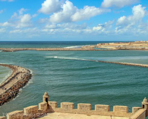 Foto's Marokko - Uitzicht Rabat