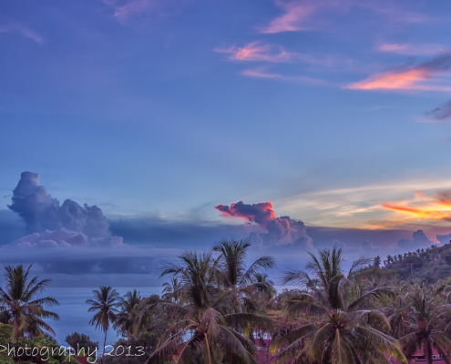 Foto's Indonesië - Lombok - Zonsondergang Sengigi | Reisfotografie Tux Photography