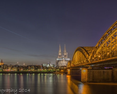 Avondfoto's - Keulen by Night | Tux Photography