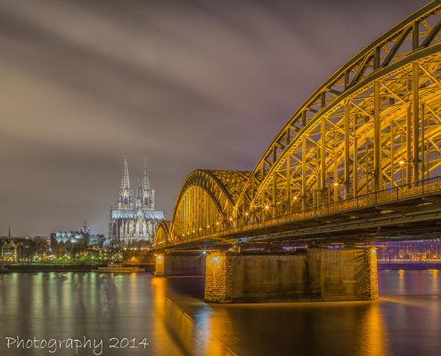 Avondfoto's - Keulen by Night | Tux Photography