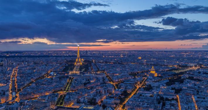 Avondfoto's - Foto's Parijs, citytrip 2014 | Tour Montparnasse, Louvre en Eiffeltoren | Tux Photography