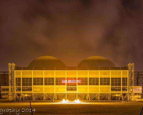 GelreDome by Night - Vitesse Arnhem | Tux Photography