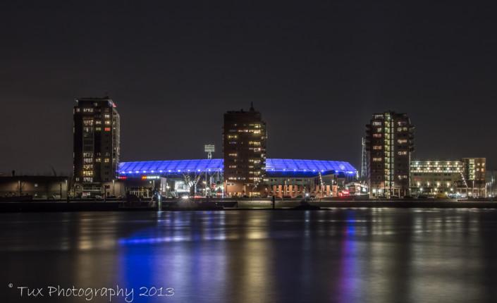 Feyenoord fotografie - oogappeltje van de bestsellers: Rotterdam, stadion De Kuip