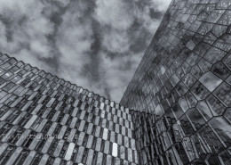 IJsland - Harpa Reykjavik   Tux Photography