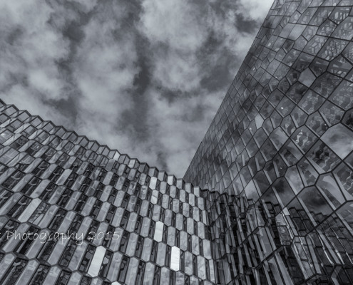 IJsland - Harpa Reykjavik | Tux Photography
