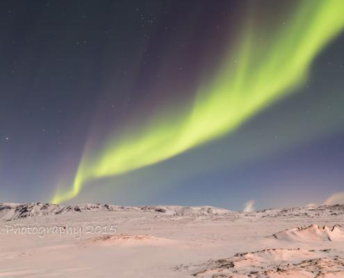 IJsland Noorderlicht fotografie, winter 2015 - geiser, vulkaan, ruig landschap - Tux Photography