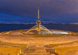 IJsland - Sun Voyager   Tux Photography