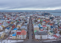 IJsland - Hallgrímskirkja Reykjavik   Tux Photography