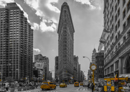 Foto's New York - Flatiron Building | Foto Tux Photography