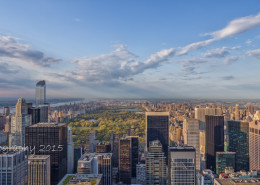 Foto's New York - Top of the Rock - Central Park uitzicht   Foto Tux Photography