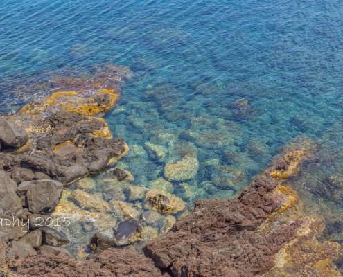 Foto's Santorini - Kust bij Akrotiri