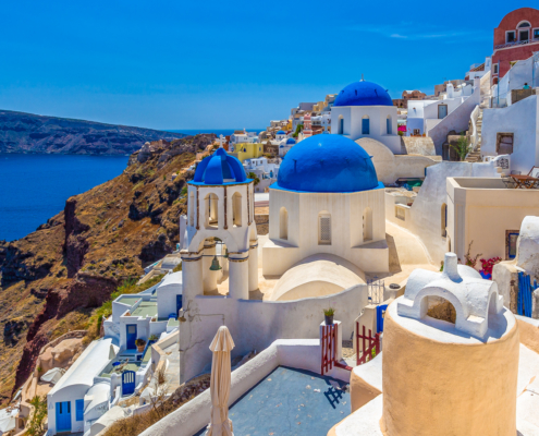 Foto's Santorini - Tux Photography