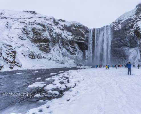 Foto's IJsland - Skógafoss waterval | Tux Photography