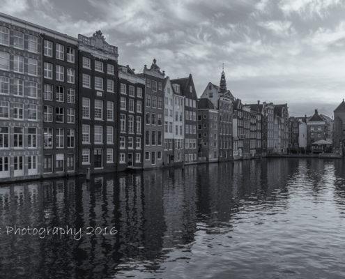 Foto's Amsterdam - Damrak | Tux Photography