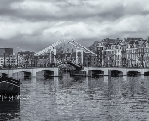 Foto's Amsterdam - Magere Brug | Tux Photography