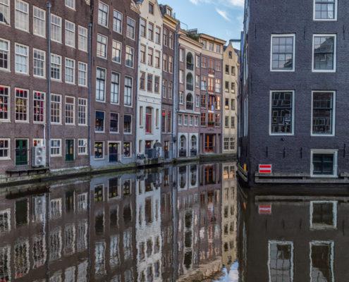 Foto's Amsterdam - Oudezijds Voorburgwal | Tux Photography