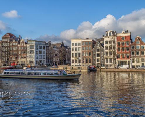 Foto's Amsterdam - Varen op de Amstel | Tux Photography