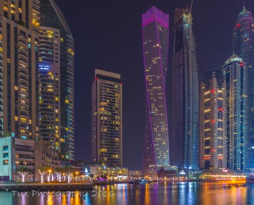 Foto's Dubai - Dubai Marina | Tux Photography