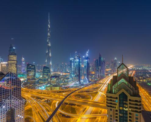 Foto's Dubai - Burj Khalifa en Downtown Dubai | Tux Photography