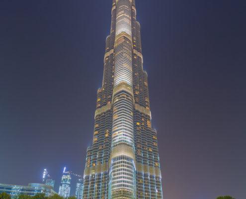 Foto's Dubai - Burj Khalifa | Tux Photography