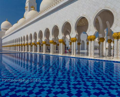 Foto's Dubai - Sheikh Zayed Grand Mosque, Abu Dhabi | Tux Photography