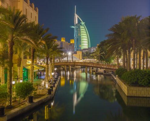 Foto's Dubai - Madinat Jumeirah en Burj al Arab | Tux Photography