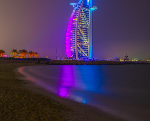 Foto's Dubai - Burj al Arab | Tux Photography
