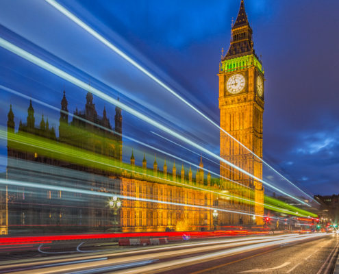 Foto's Londen - Big Ben en Palace of Westminster | Tux Photography