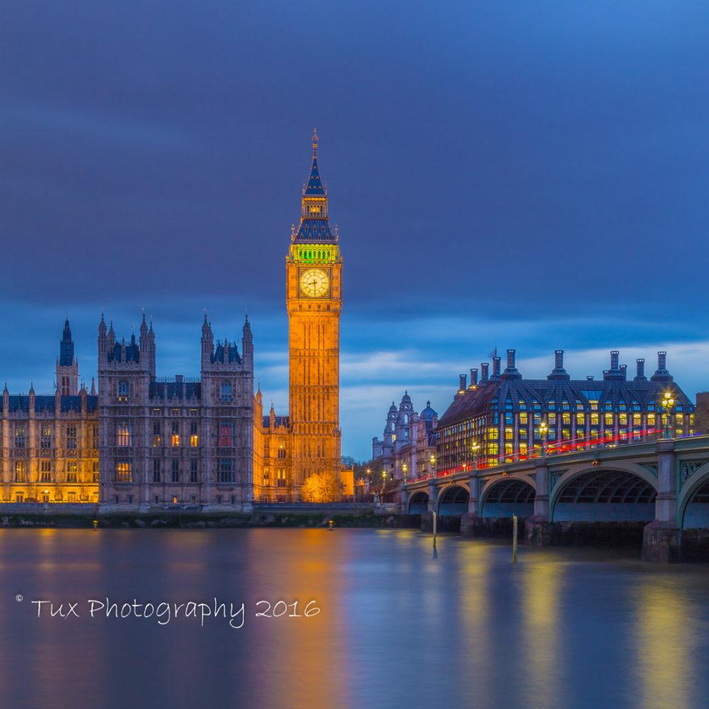 Foto's Londen - Big Ben, London Eye, Tower Bridge | Tux ...