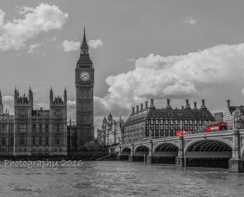 Foto's Londen - Big Ben en Palace of Westminster   Tux Photography