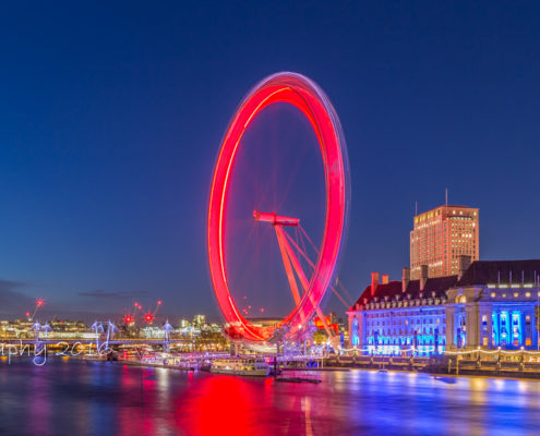 Foto's Londen - London Eye | Tux Photography