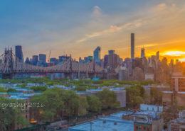 Foto's New York - Queensboro Bridge by night   Foto Tux Photography