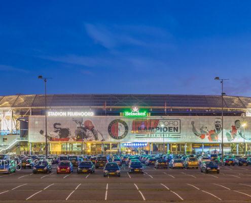Feyenoord stadion de Kuip 2017 | Tux Photography