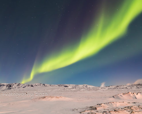 IJsland Noorderlicht | Tux Photography