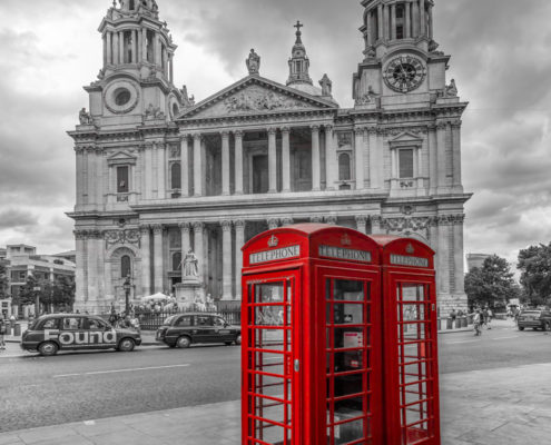 Foto's Londen - St. Paul's Cathedral   Tux Photography