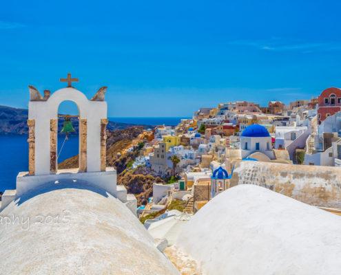 Foto's Santorini - Oia by Day