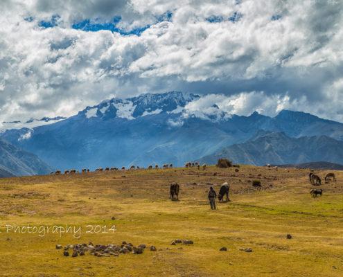 Peru fotografie - Heilige Vallei