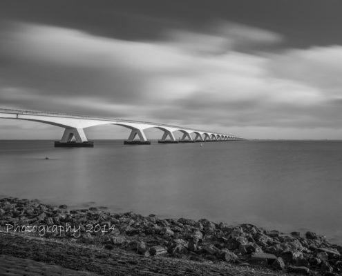Foto's Zeelandbrug - Zeelandbrug in de morgen | Tux Photography