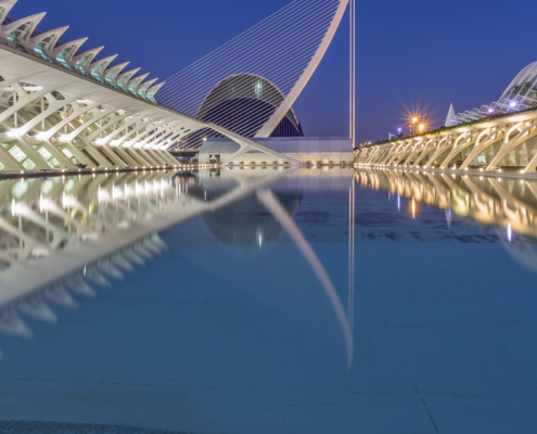 Foto's Valencia in Spanje - City of Arts and Sciences