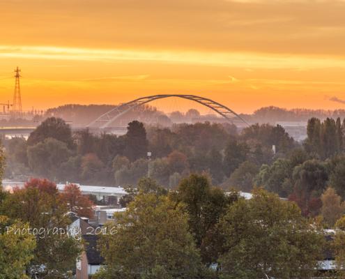 Avondfoto's - Papendrechtse Brug bij zonsopkomst | Tux Photography
