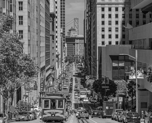 Foto's San Francisco - Cable Car
