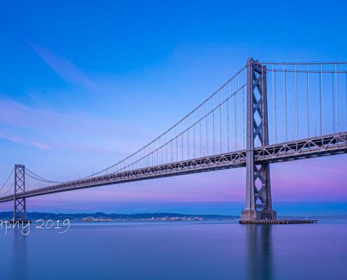 Foto's San Francisco - Oakland Bay Bridge